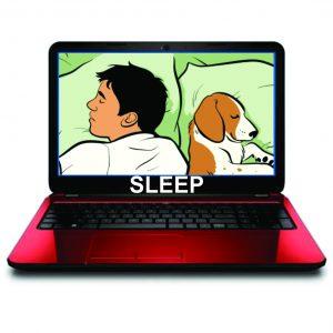 Sleep is Like a Computer Reboot