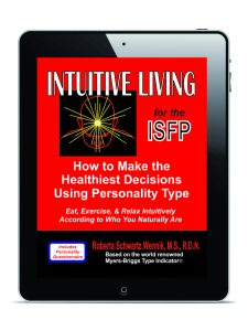 Intuitive Living for the ISFP